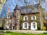 Elegant Manor House near Tours in the Loire Valley