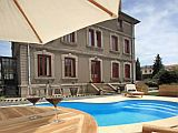 Luxury Bed & Breakfast with pool near Carcassonne