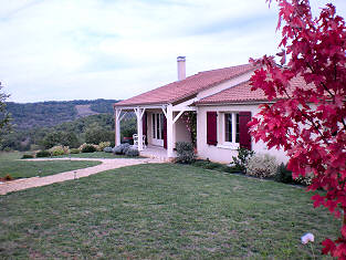 Elegant Bed and Breakfast between Sarlat and Bergerac in the Dordogne