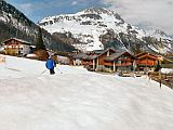 Chalet apartments in Val d'Isère in the Rhone Alps