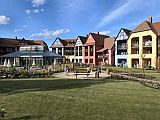 Apartments with heated indoor pool in Eguisheim, near Colmar