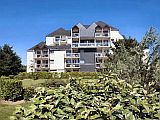 Beach apartments with pool between Lorient and Vannes in Southern Brittany